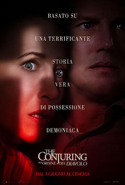 The conjuring – per ordine del diavolo (the conjuring: the devil made me do it)