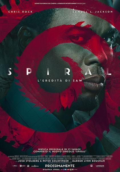 Spiral – l'eredita' di saw (spiral: from the book of saw)