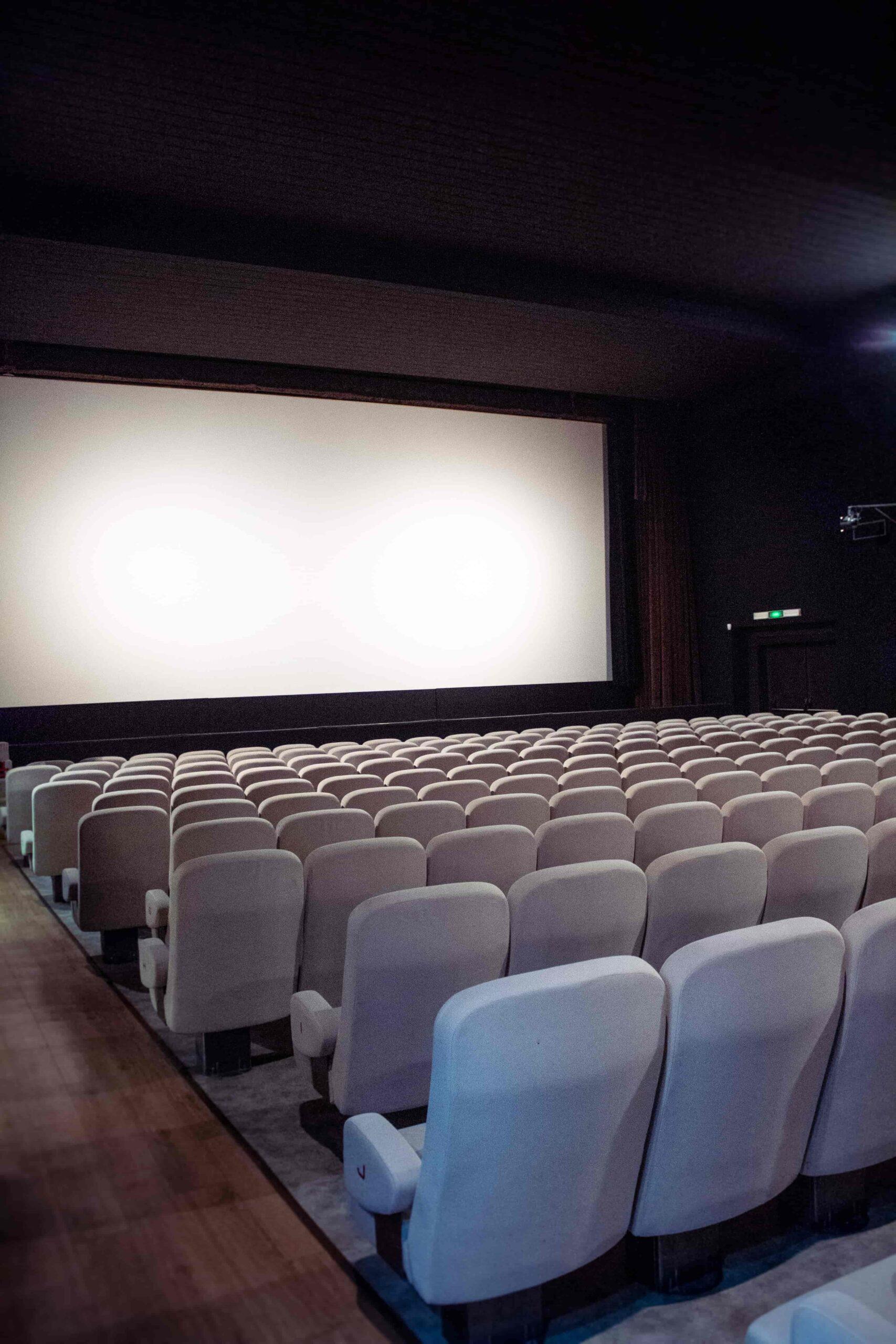 sala cinema trento