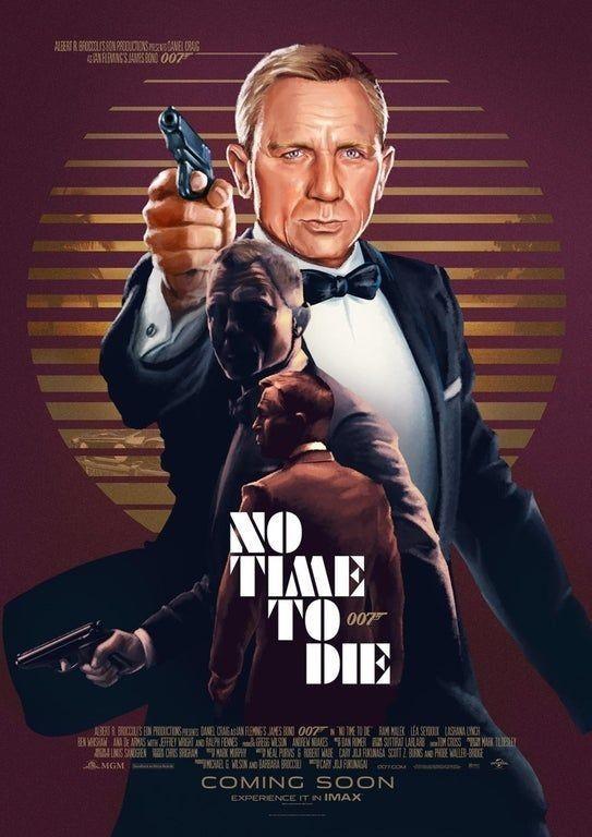 V.o. no time to die