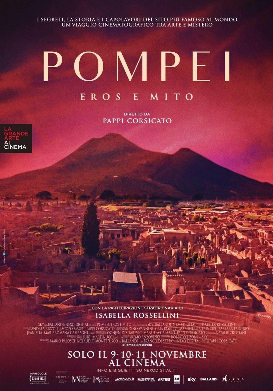 Pompei: eros e mito