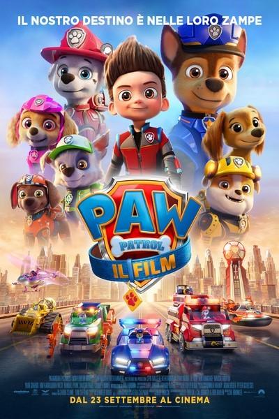 Paw patrol – il film
