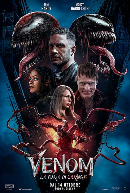Venom: la furia di carnage (venom: let there be carnage)