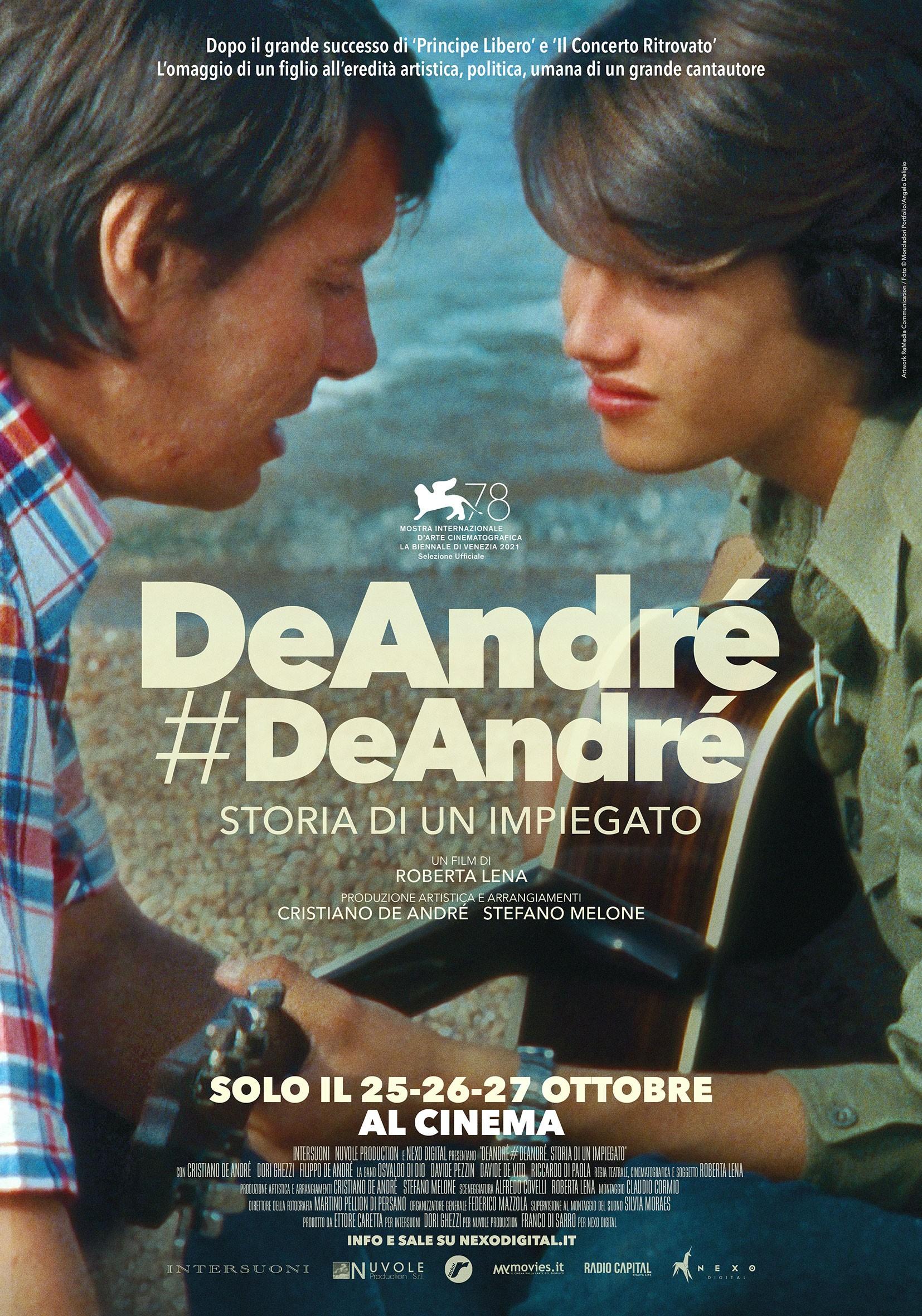 Deandre'#deandre' – storia di un impiegato