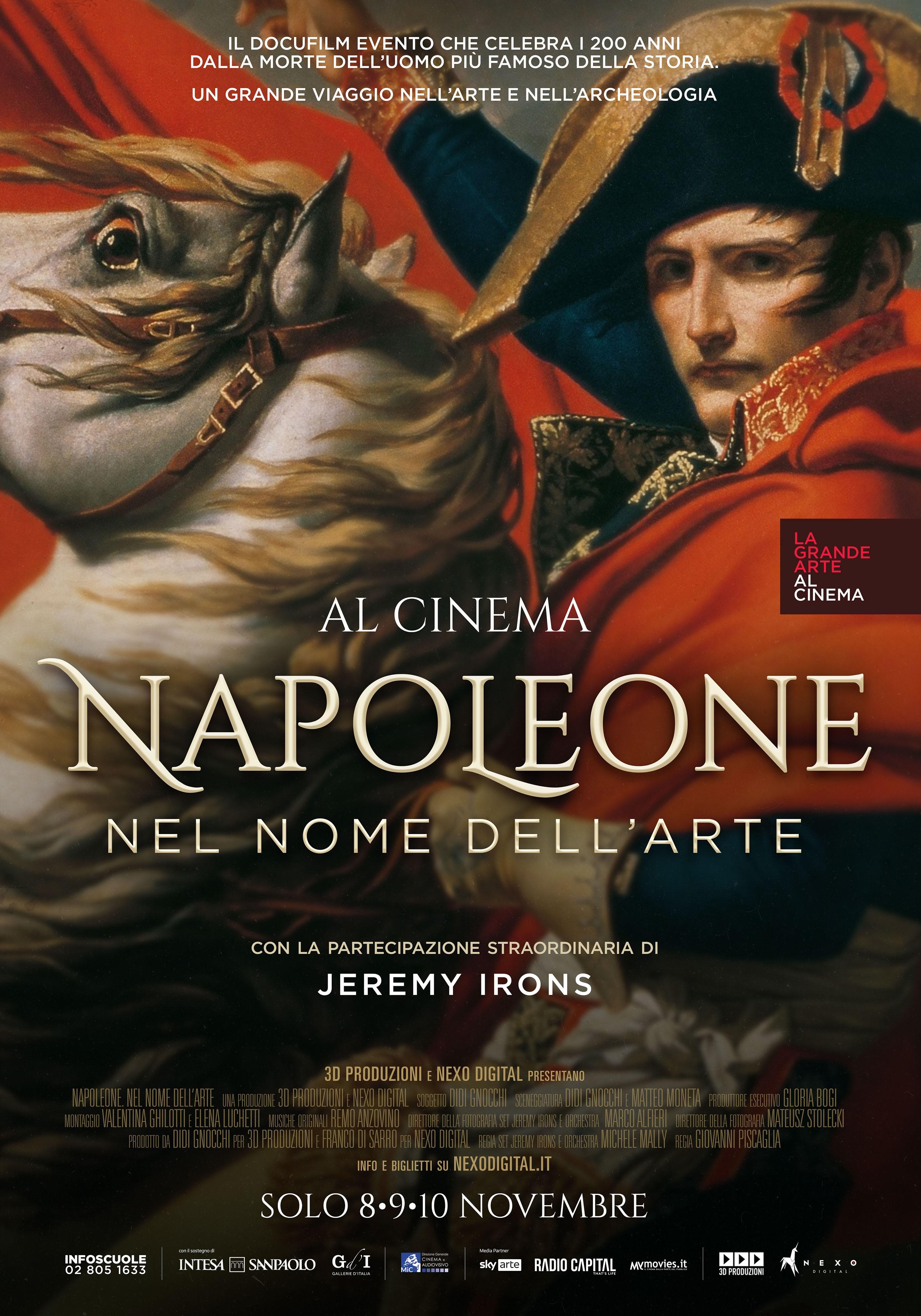 Napoleone – nel nome dell'arte